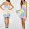 Tamara tie-dye dress – dream closet couture