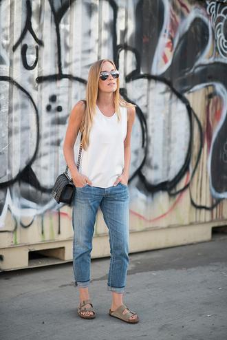 eat sleep wear jeans shoes bag
