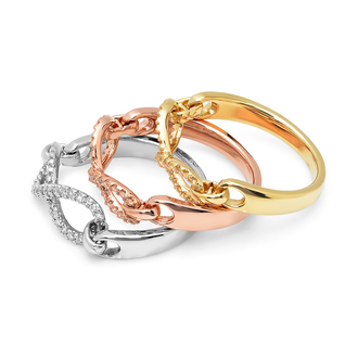 jewels rose gold yellow gold white gold gold ring diamonds fashion diamond ring fashion ring 14k gold infinity best friend infinity ring