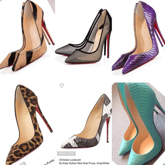 shoes christian louboutin so kate pigalle