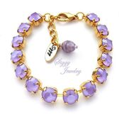 jewels,siggy jewelry,necklace,purple,crystal,lilac,gift ideas,hand made,elegant,fashion,beauty shopping,swarovski,wedding jewelry,lavender,style,bridal,bridesmaid,tennis bracelet,mothers day gift idea,sparkle,bling,cute,etsy