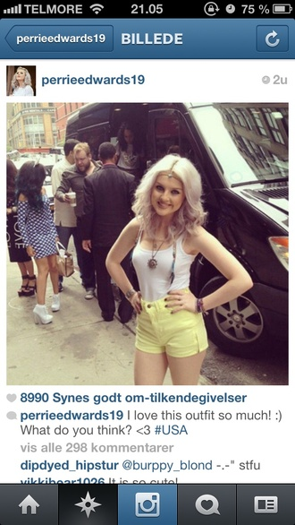 shorts jewels headband lovely perrie edwards little mix