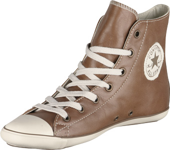 608982035fa802 Converse All Star Light Hi shoes brown