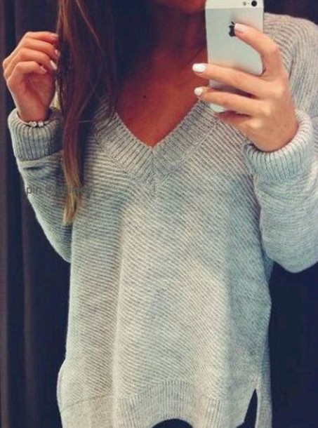 sweater blouse