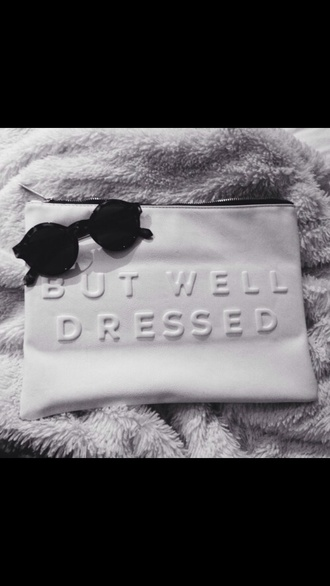 bag white clutch oversized envelope clutch envelope clutch but well dressed fashion