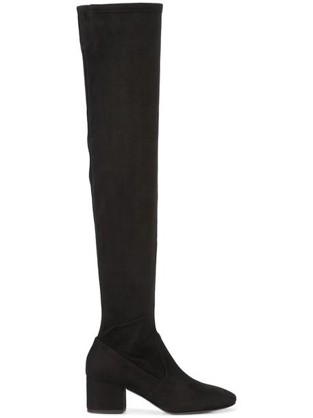 Marc Cain women spandex black shoes