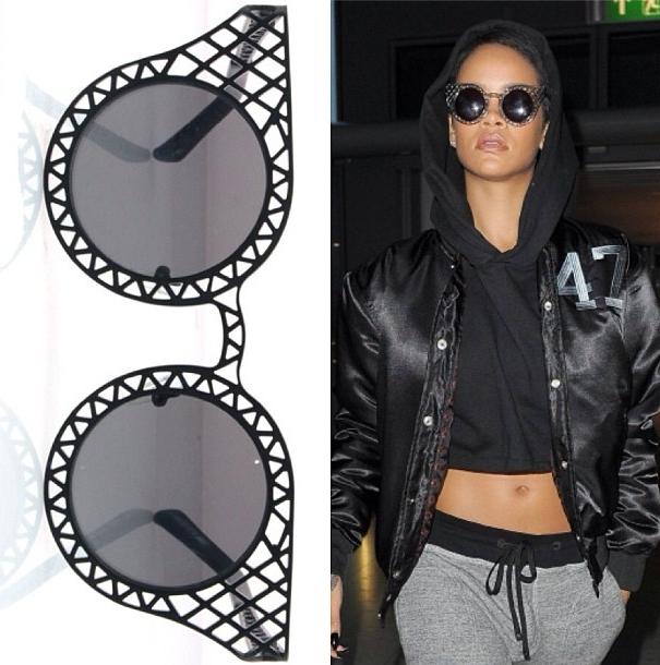 The badmesh sunglasses
