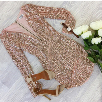 dress dream closet couture sequins sequin dress party dress party outfits gold dress new year's eve holiday dress
