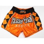 shorts,joker orange muay thai shorts – muay thai addict,muay thai shorts,orange joker thai shorts,joker muay thai shorts
