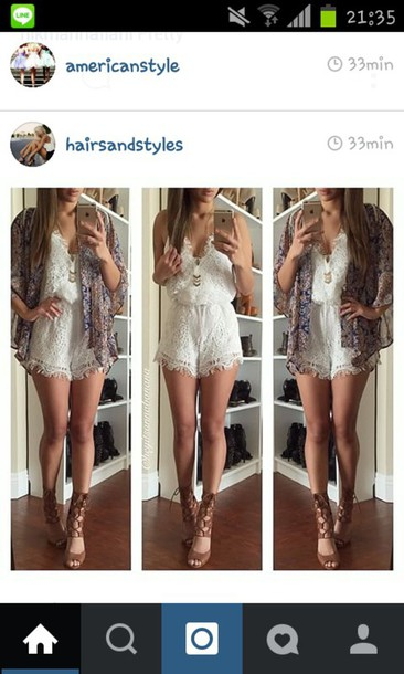 dress white dress cardigan