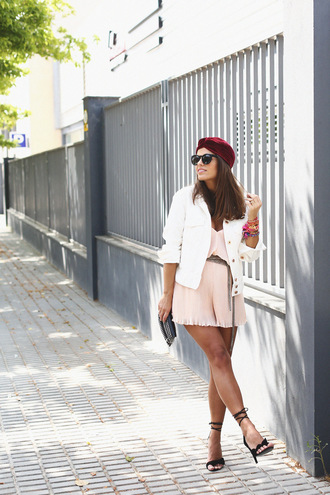 seams for a desire blogger sunglasses shorts jacket