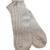 Bamford Grey Cashmere Travel Socks | Sleepwear by Bamford | Liberty.co.uk