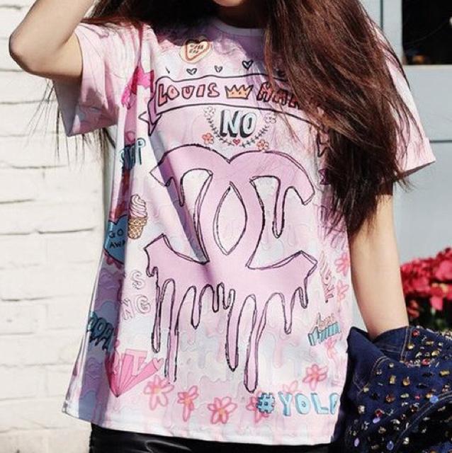 Harajuku harry louis mash up cc t shirt from tumblr fashion on storenvy