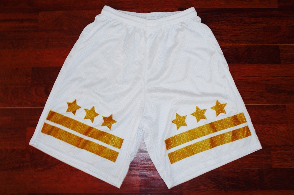 Hypepriest Stars & Stripes Shorts. / HYPEPRIES✝