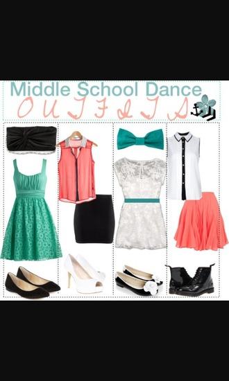skirt peach teal white dance funny inexpensive mini skirt