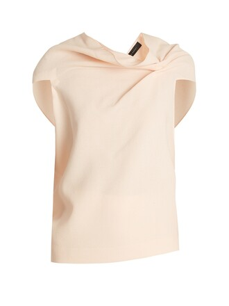 top back wool light pink light pink