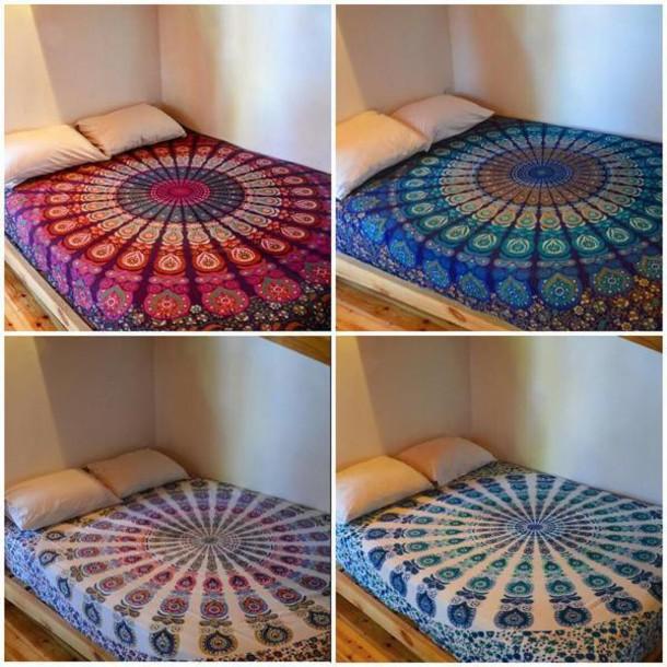 Mandala Wall Decor home accessory: hippie tapestry, mandala tapestry, tapestry