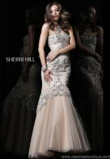 Sherri Hill Prom Dress 21058 at Peaches Boutique