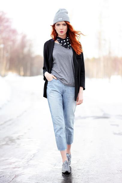 ebba zingmark jacket t-shirt pants shoes hat