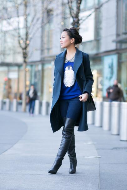 wendy's lookbook t-shirt coat sweater bag shoes jewels