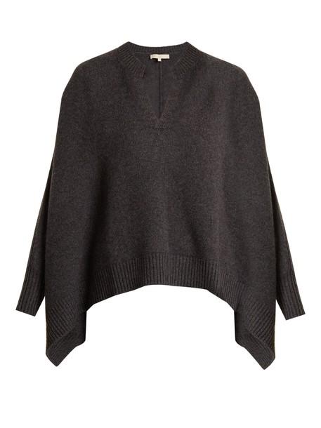 Vanessa Bruno sweater wool dark grey
