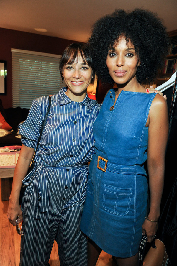 a989aec0055 dress denim dress mini dress kerry washington rashida jones jumpsuit blouse  pants.