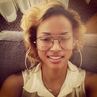 sunglasses karrueche glasses