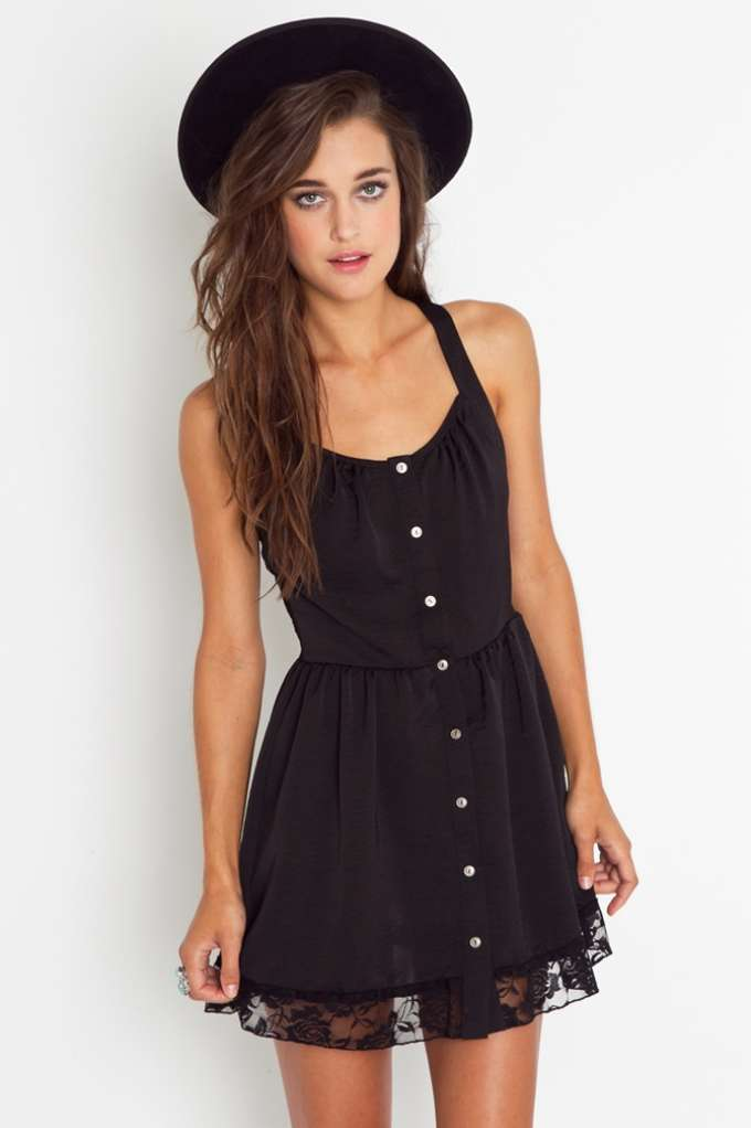 Lacie Tank Dress | Shop Clothes at Nasty Gal