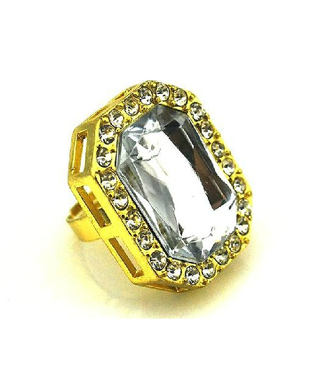"""Ms. Gotrocks"" Ring"