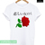 japan Red Rose T-shirt