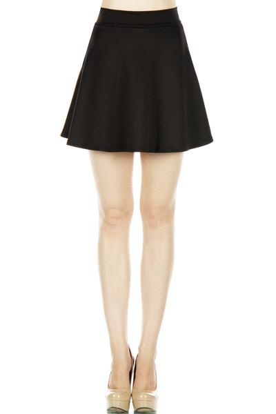 Summer skater skirt