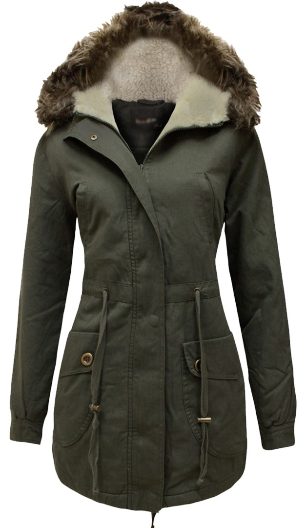 Collection Military Parka Jacket Pictures - Fashion Trends and Models