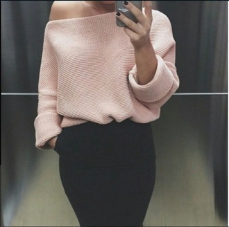 sweater clothes jumper blogger