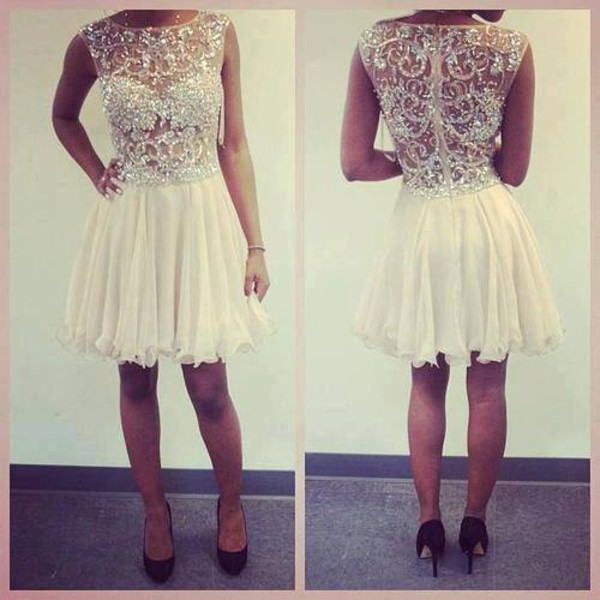 dress white dress gorgeous glitter dress lace dress strass maxi dress cocktail dress crystal white lace dress prom dress