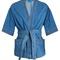 Finn kimono denim jacket | m.i.h jeans | matchesfashion.com us