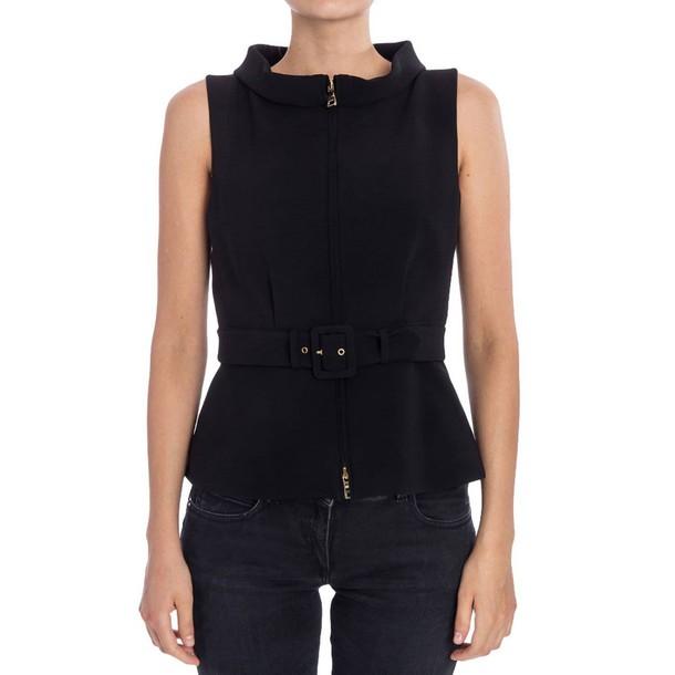 BOUTIQUE MOSCHINO sweater women black