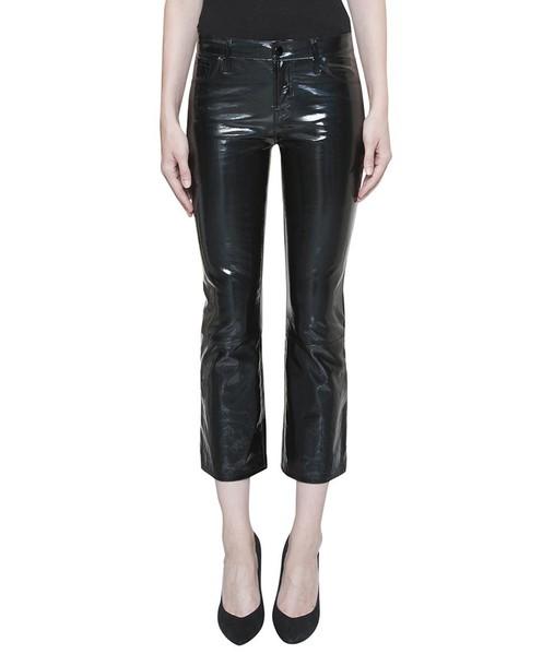 J BRAND pants leather pants leather