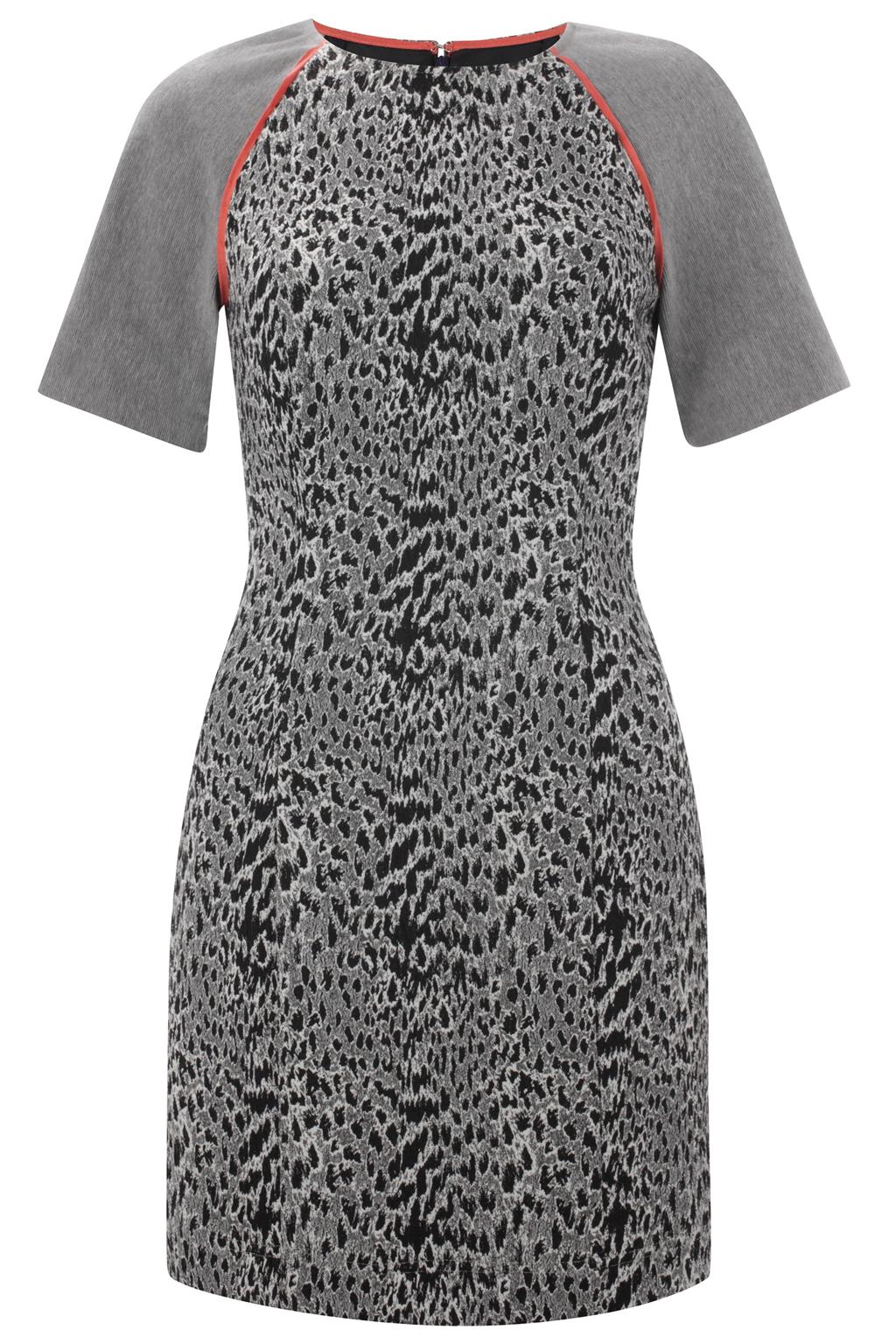 Animal instincts dress