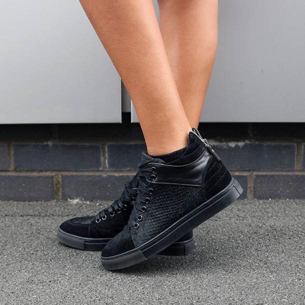 shoes, maniere de voir, sneakers, pony