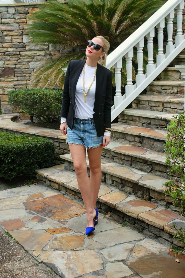 b soup jacket t-shirt jewels sunglasses shorts shoes