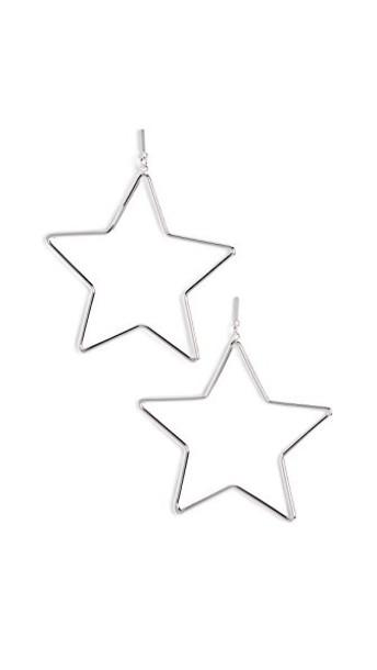 Cloverpost earrings silver jewels