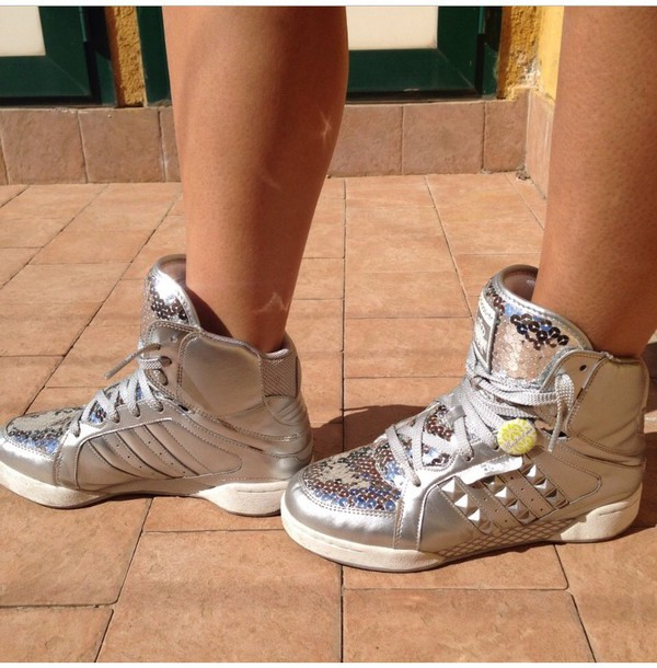 Missy Elliot style | SHOESHEELS | Shoes, Adidas sneakers