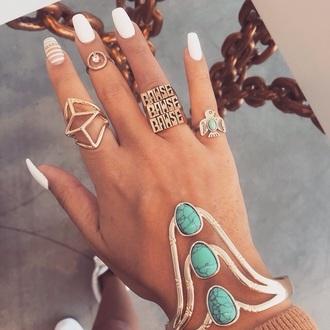 jewels gold ring jewlery