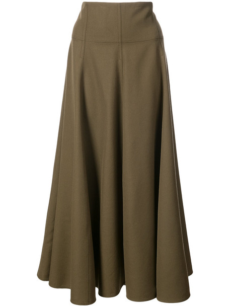 Joseph skirt long women wool