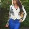 White jeans | fashion nova