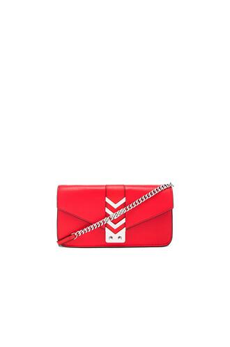 mini bag crossbody bag red