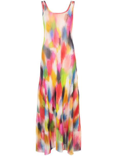 Fuzzi dress maxi women