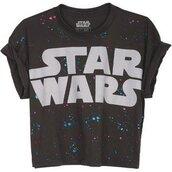 t-shirt,star wars,shirt,top,tank top