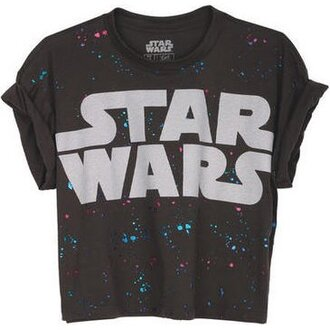 t-shirt star wars shirt top tank top