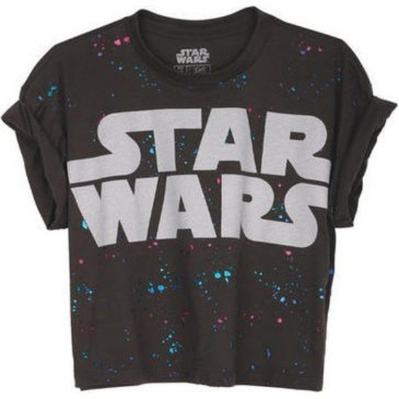 shirt t-shirt star wars tshirt top